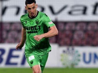 Paul Anton, obligat să rămână la Dinamo! Comisia de Disciplină s-a pronunțat