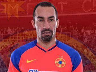 Bonusurile de performanță care l-au convins pe Vinicius să semneze cu FCSB! Cât va încasa dacă va câștiga campionatul