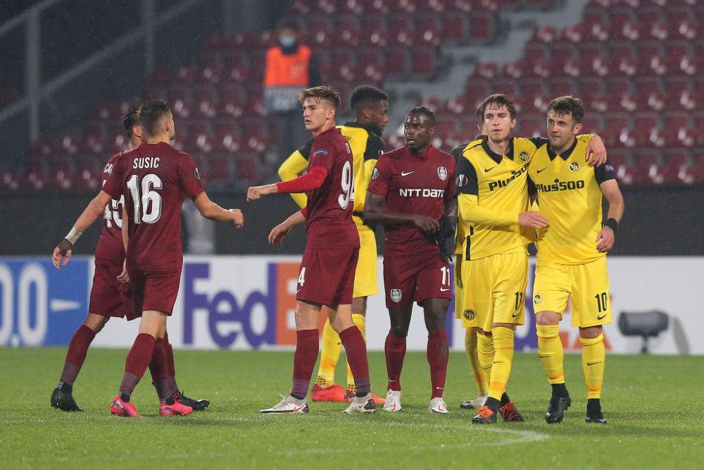 CFR Cluj - Young Boys Berna, în turul 3 al Champions League! Campioana României cauta revanșa! Toate detaliile despre clubul din Elveția