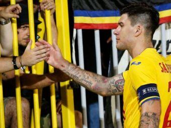 """""""Cu mine nu a vorbit nimeni înainte sau după ce m-am retras!"""" Motivul pentru care Săpunaru a renunțat la echipa națională"""