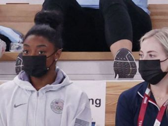 Americanca Biles, mesaj emoționant după retragerea de la Jocurile Olimpice! Ce a scris sportiva