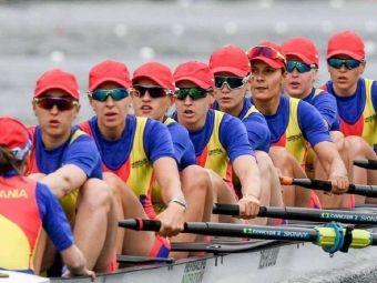JO 2020   Cursă infernală. Echipajul feminin de 8+1, pe locul 6 în finală
