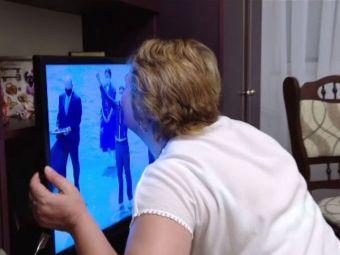 VIDEO   Au sărutat televizorul când și-au văzut copiii medaliați la Tokyo. A fost bucurie imensă acasă la vicecampionii olimpici de la canotaj (P)