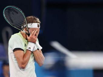 """Fast and furious! În câte minute l-a învins Zverev pe Rublev în finala de la Cincinnati. """"Trimitere"""" spre Andre Agassi"""