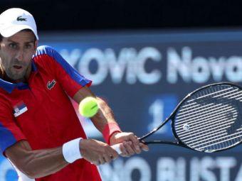 US Open |Djokovic, emoții în primul set al meciului cu locul 99 ATP. Cum arată sferturile de finală pe tabloul masculin