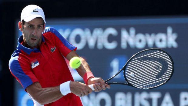 US Open  Djokovic, emoții în primul set al meciului cu locul 99 ATP. Cum arată sferturile de finală pe tabloul masculin