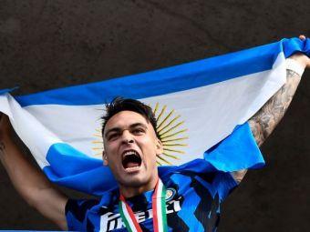Lautaro Martinez o refuză pe Arsenal și vrea la o altă super-putere! Starul lui Inter, ademenit în La Liga