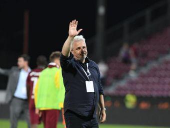 """CFR Cluj a aflat numele """"centralului"""" care o va arbitra în turul trei preliminar al Champions League"""