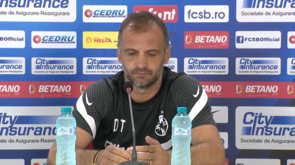 Dinu Todoran, răspuns neașteptat despre situația lui Vlad. Care este situația portarului după meciul cu Kargandy