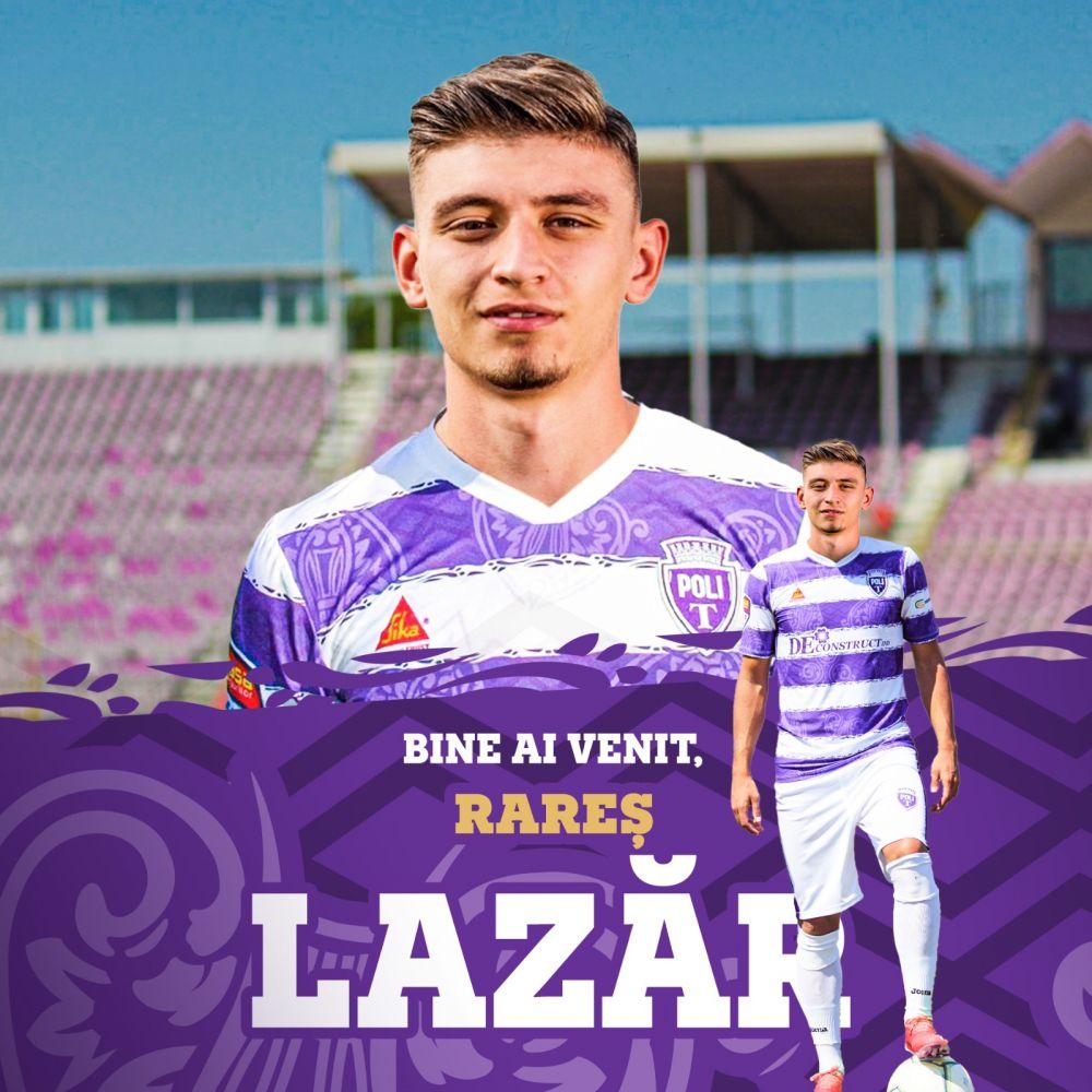 Al doilea cel mai tânăr debutant din liga 1 a semnat! Unde va evolua în următorul sezon