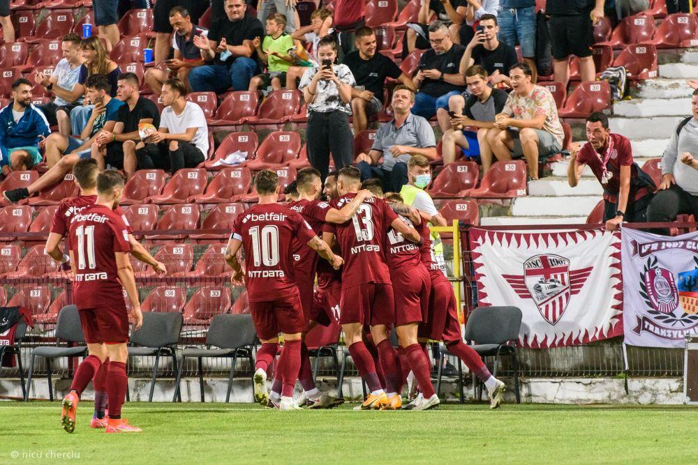 CFR Cluj - Young Boys, LIVE TEXT de la 21:00   Șumudică și elevii săi atacă grupele Europa League