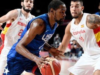 Starurile din NBA sunt în semifinale la Tokyo! SUA își continuă ascensiunea la Jocurile Olimpice
