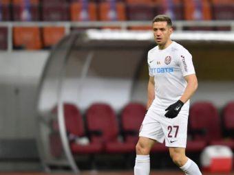 Agentul lui Chipciu a dezvăluit unde poate ajunge jucătorul după scandalul de la CFR Cluj! Cu cine ar putea semna