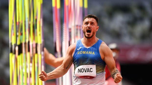 Al doilea atlet român calificat în finală, deși a concurat fără antrenor la Tokyo!