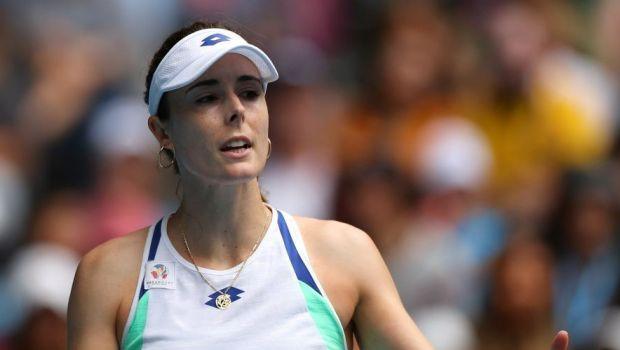 Turneul WTA de la Cluj, pretext pentru un scandal uriaș! Mesajele ireale primite de Alize Cornet, eliminată în turul 1