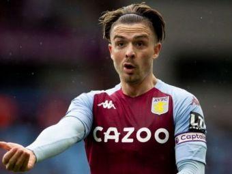 Grealish semnează cu City și devine cel mai scump transfer din istoria Angliei! Aston Villa i-a găsit deja înlocuitor