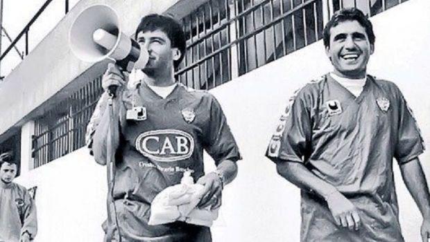"""""""I-am tras un pumn în gură de mi-am rupt mâna!"""" Dorin Mateuț, fără frică împotriva unui gigant de la AC Milan"""