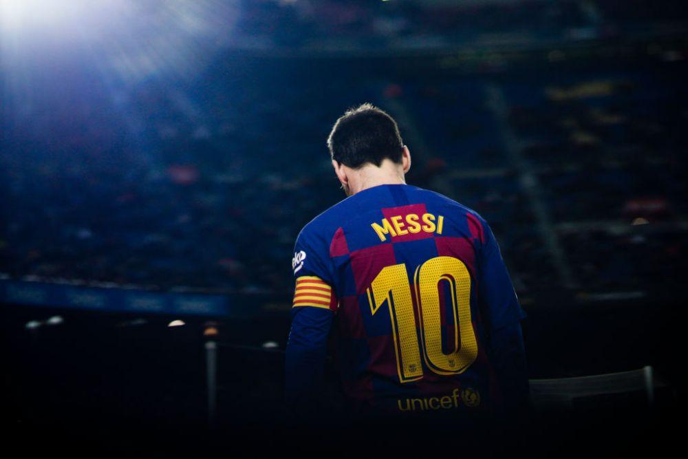 Încă o super-putere din Premier League e pe urmele lui Messi! Clubul care vrea să îi facă ofertă