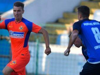 Gigi Becali nu i-a ascultat dorința lui Darius Olaru! Decizia care l-a dezamăgit pe mijlocașul FCSB-ului