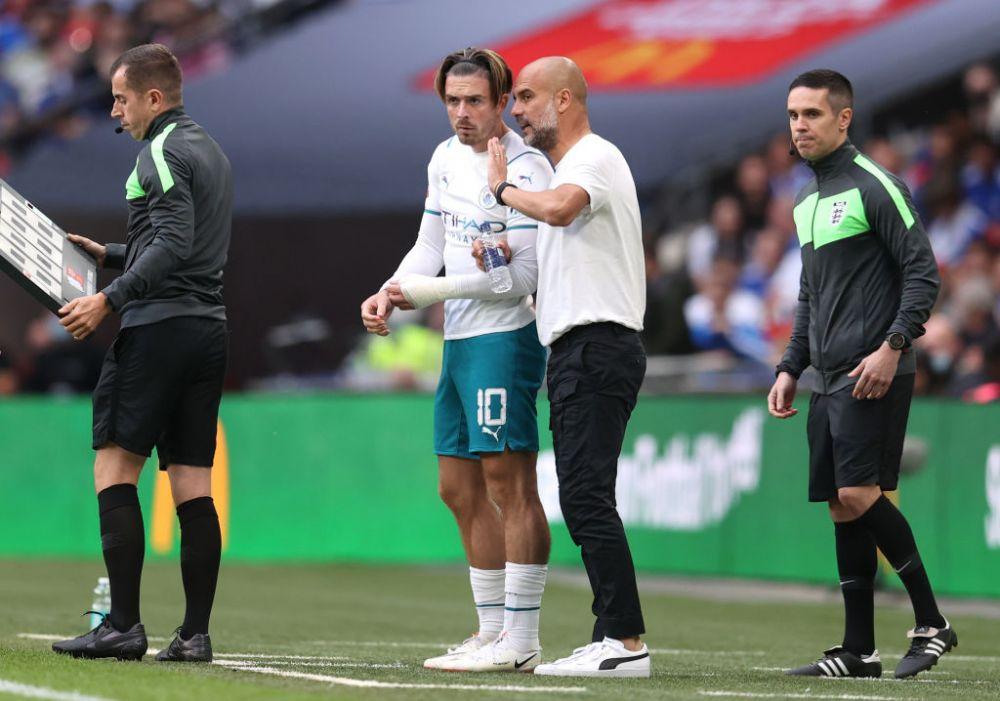 Surpriză majoră: City, învinsă în primul meci cu miză din noul sezon! Transferul-record, Grealish, a debutat