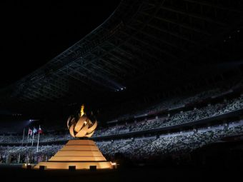 GALERIE FOTO | Imagini superbe de la ceremonia de închidere a Jocurilor Olimpice! Spectacol vizual