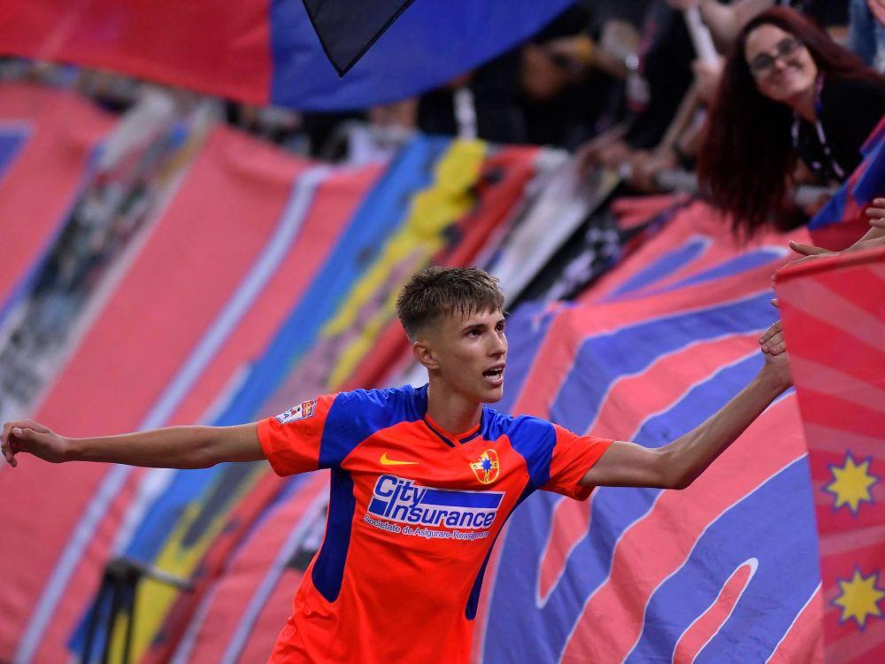 """Răspuns genial al lui Tavi Popescu după golul înscris: """"De când am stat stresat că nu îmi mai merge jocul!"""""""
