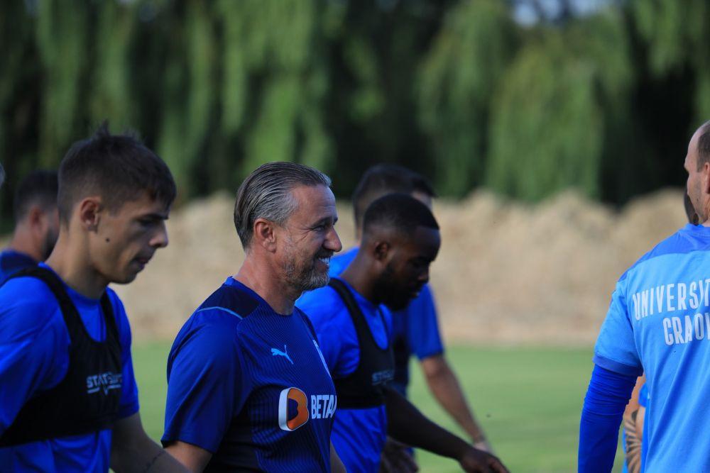"""Reghecampf, mulțumit după prima victorie obținută! Avertisment al antrenorului pentru un jucător: """"Să se antreneze mai bine!"""""""