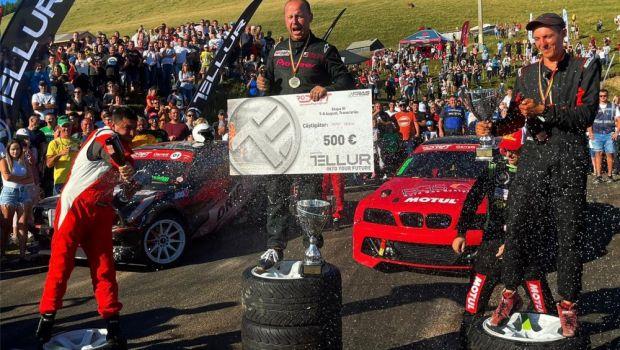 S-a relansat lupta pentru titlu în Campionatul Național de Drift! Evenimentul a fost transmis de Pro X