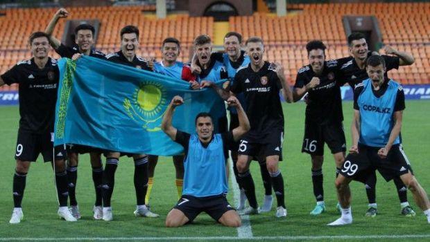 Coșmarul FCSB, Karagandy, aproape de grupele Conference League! A trecut și de ucrainenii de la Kolos Kavalivka
