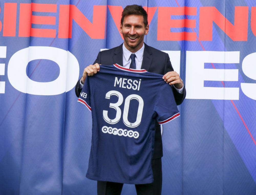 Borussia Dortmund o acuză pe PSG că încearcă să monopolizeze fotbalul, după transferul lui Messi