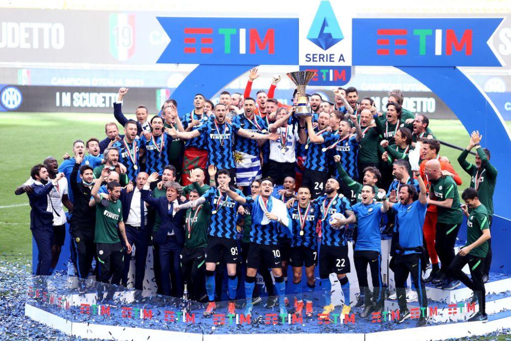 Inter, aproape să se destrame! După Lukaku, alți doi titulari sunt aproape de Premier League