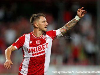FCSB a primit răspunsul de la Dinamo după ce l-a ofertat pe Sorescu. Explicația lui Mihai Stoica
