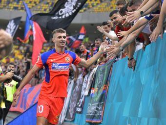 FCSB are cel mai valoros lot din Liga 1. Tănase și Coman valorează fiecare mai mult decât tot lotul lui CS Mioveni!