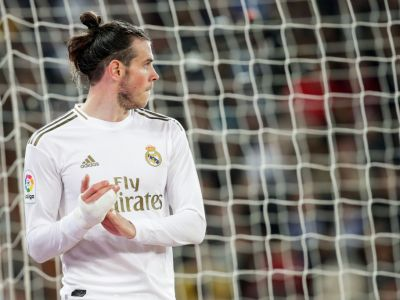 ¡Bale, en total humillación en el Real Madrid!  Se tomó el número de galés.  Jugadores seleccionados números