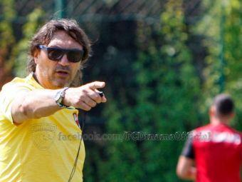 Dario Bonetti, mesaj categoric pentru jucători! Ce le-a interzis acestora