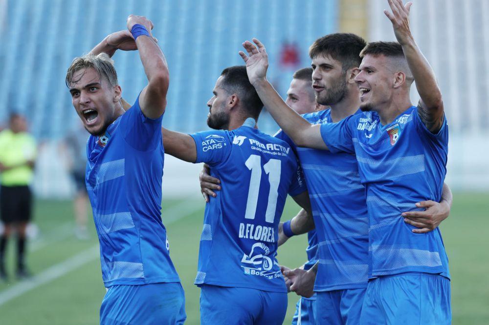 FCU Craiova - Chindia, LIVE TEXT de la 19:00   Mutu vrea a doua victorie consecutivă!