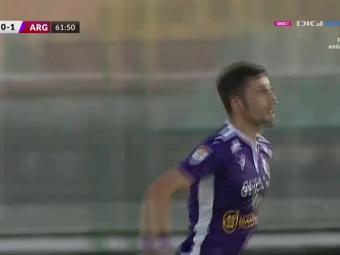 Sepsi - FC Argeș 0-2 | A 3-a înfrângere consecutivă pentru Sepsi