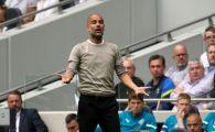 Debut cu stângul pentru Manchester City! Elevii lui Guardiola, învinși de Tottenham