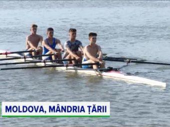 Ora exactă în canotaj se dă în Moldova. Școala de la Fălticeni a avut 7 oameni la Jocurile Olimpice de la Tokyo