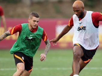 Ce anunță presa din Turcia despre Alexandru Cicâldău înainte de primul meci al lui Galatasaray în campionat