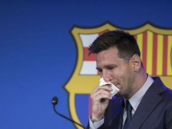 Absolut incredibil! Ce s-a îmtâmplat cu șervețelul cu care Messi și-a șters lacrimile
