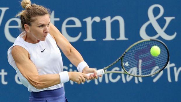 Când se joacă meciul Simona Halep - Camila Giorgi, în primul tur de la US Open. VIDEO de la antrenament