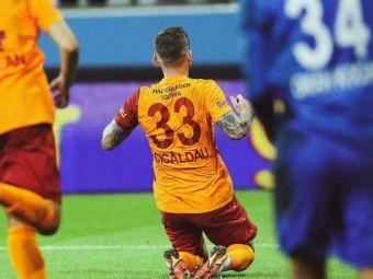 Presa din Turcia, încântată de primul meci al lui Cicâldău la Galatasaray! Ce scriu jurnaliștii despre român