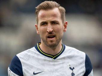 E vânat de City, dar s-a întors la antrenamente la Tottenham. Ce se întâmplă cu Harry Kane