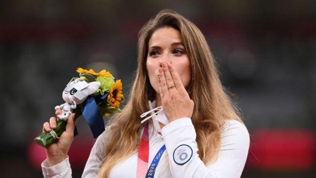 Sportul unește oamenii! După ce a învins cancerul și a luat medalie la Tokyo, o sportivă a făcut un gest superb