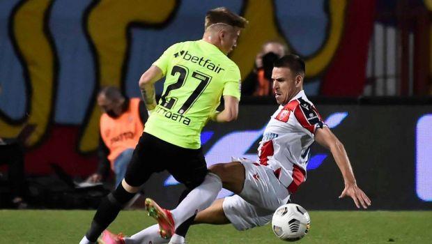 SPECIAL | Umilința de la Belgrad, a doua cea mai grea înfrângere a lui CFR Cluj în fotbalul european