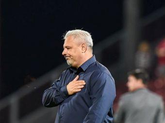 """Primul antrenor care îl apără pe Șumudică: """"CFR nu a jucat rău, antrenorul nu poate să prevină greșelile grave!"""""""