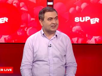 Mihai Mironică, Ionuț Badea și Vivi Răchită la SuperLive despre meciurile din etapa a șasea din Liga 1