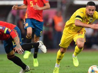 Florin Andone, pe punctul de a reveni în fotbalul spaniol! Unde poate ajunge atacantul român