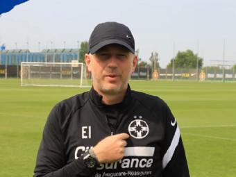 VIDEO Edi Iordănescu cheamă suporterii alături de echipă. Ce le-a transmis antrenorul fanilor FCSB